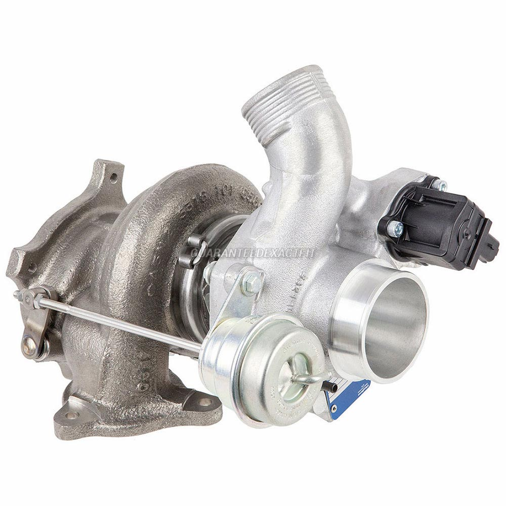 2009 Volvo V70 3.0L Engine Turbocharger