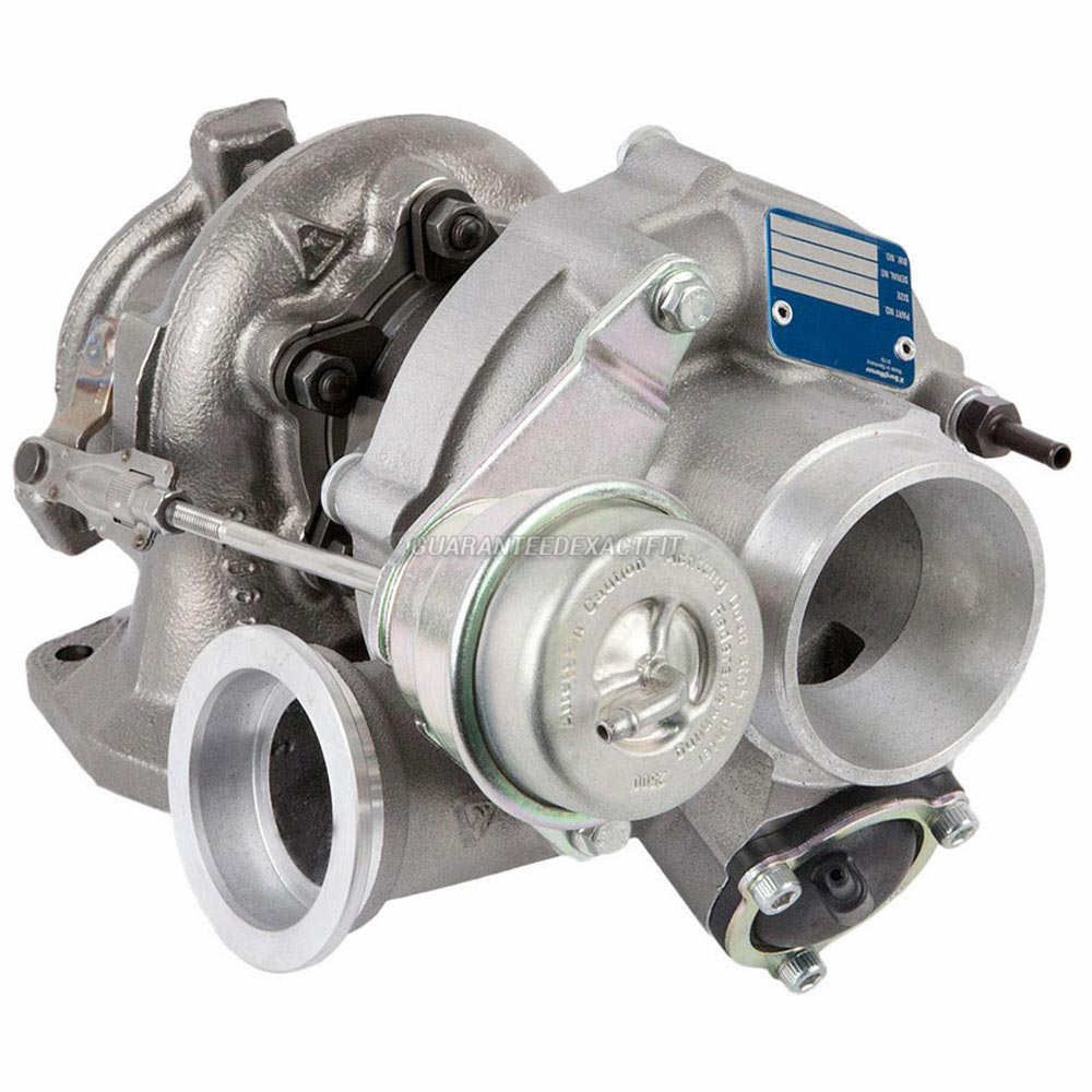 2007 Volvo V70 2.5L Engine - R Models Turbocharger