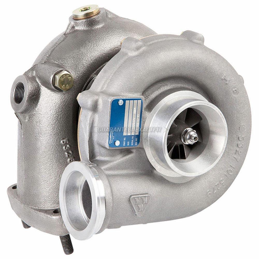 Marine Turbo Chargers : Brand new genuine oem borg warner k marine turbocharger