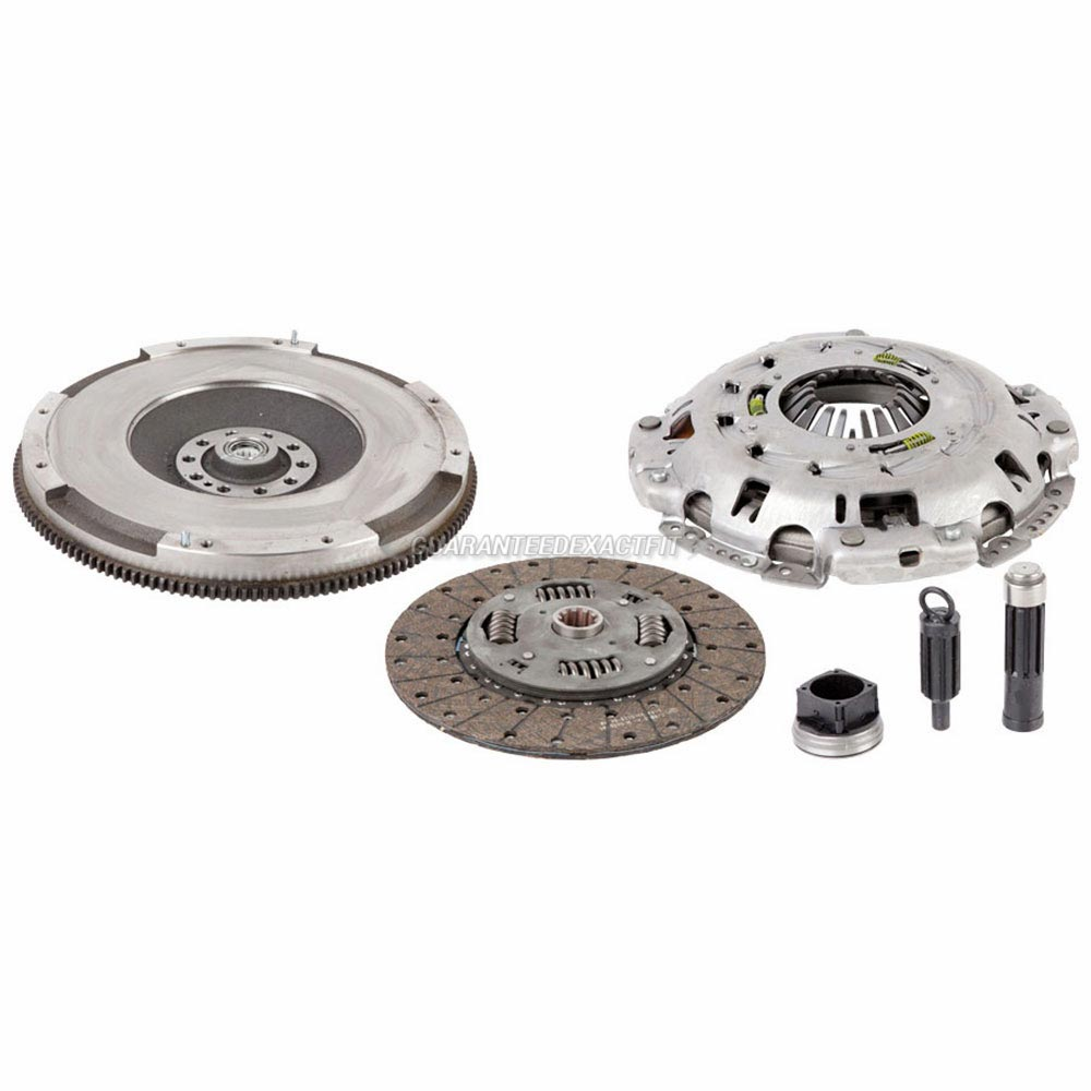 Ford F Series Trucks                Dual Mass Flywheel Conversion KitDual Mass Flywheel Conversion Kit