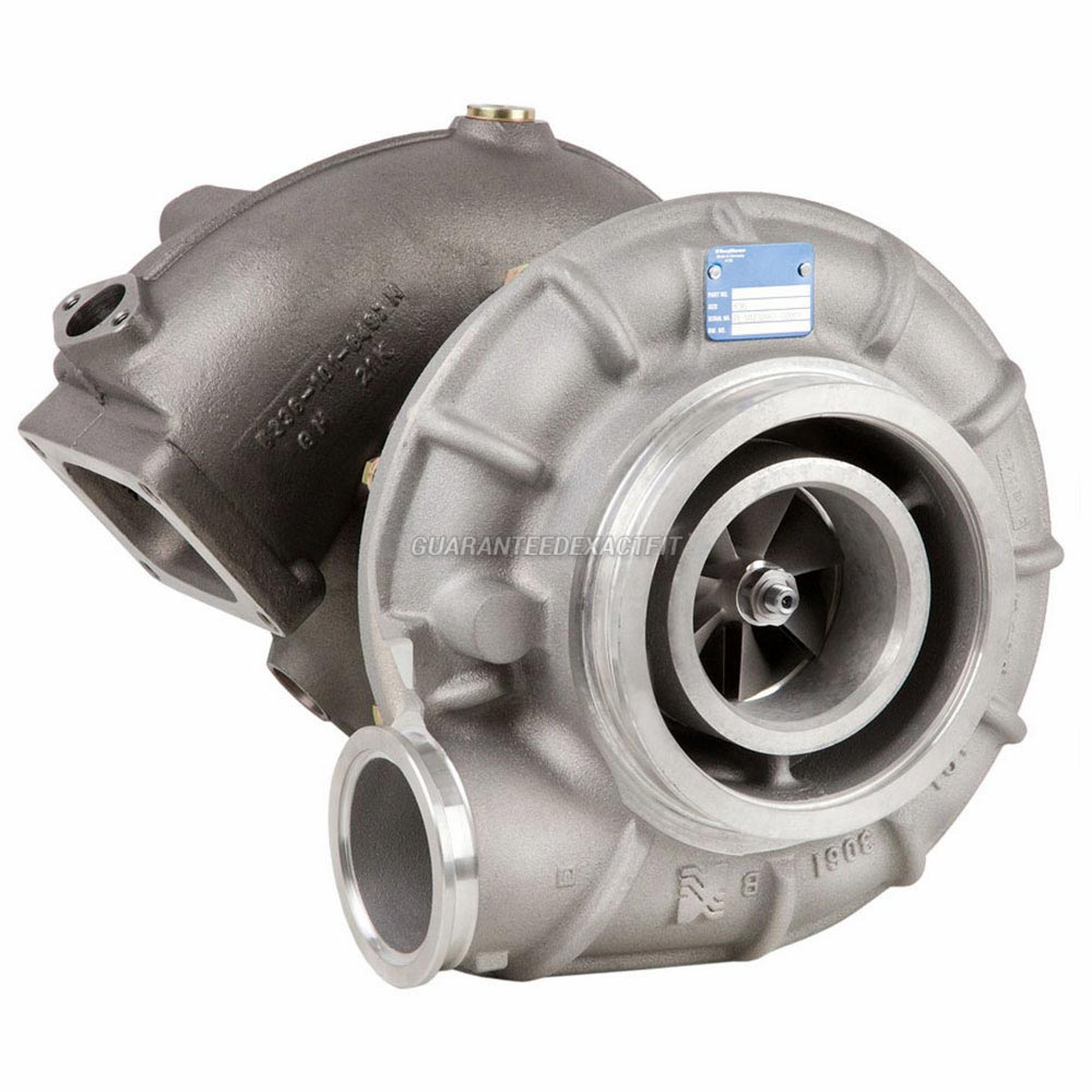 Heavy Duty Turbochargers : Man heavy duty engines turbocharger d lf with