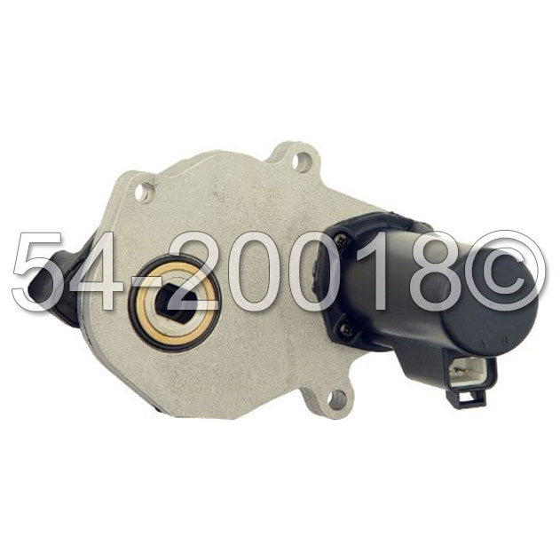 Chevrolet Suburban                       Transfer Case Encoder MotorTransfer Case Encoder Motor