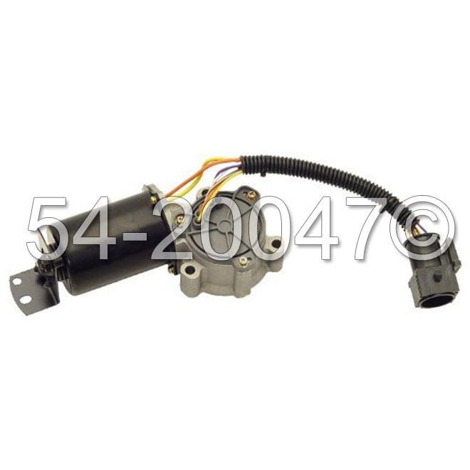 Ford Bronco                         Transfer Case Encoder MotorTransfer Case Encoder Motor