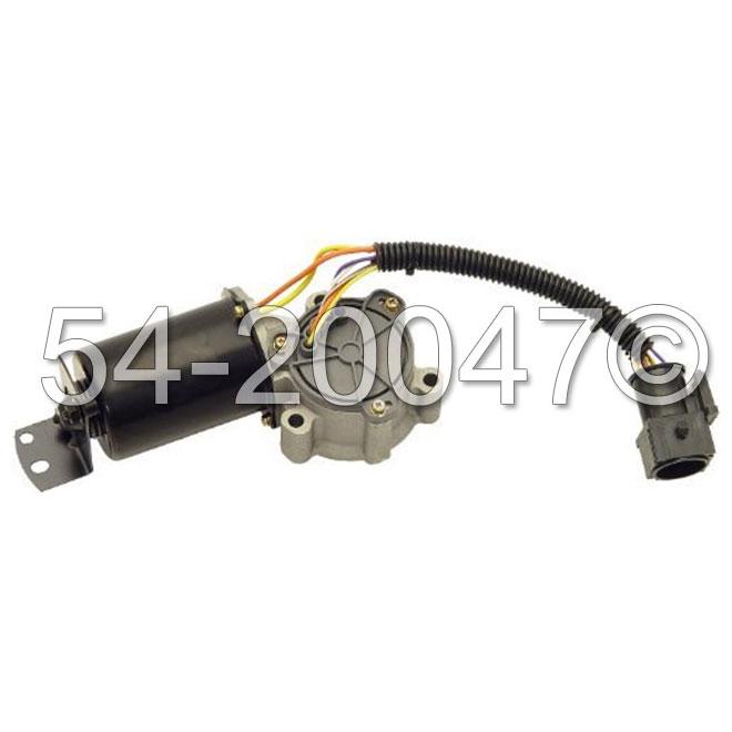 Brand new transfer case shifter encoder motor for ford f for Transfer case motor replacement cost