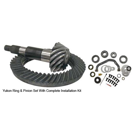 Dodge Ramcharger                     Ring and Pinion with Installation KitRing and Pinion with Installation Kit
