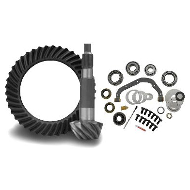 Ford E Series Van                   Ring and Pinion with Installation KitRing and Pinion with Installation Kit