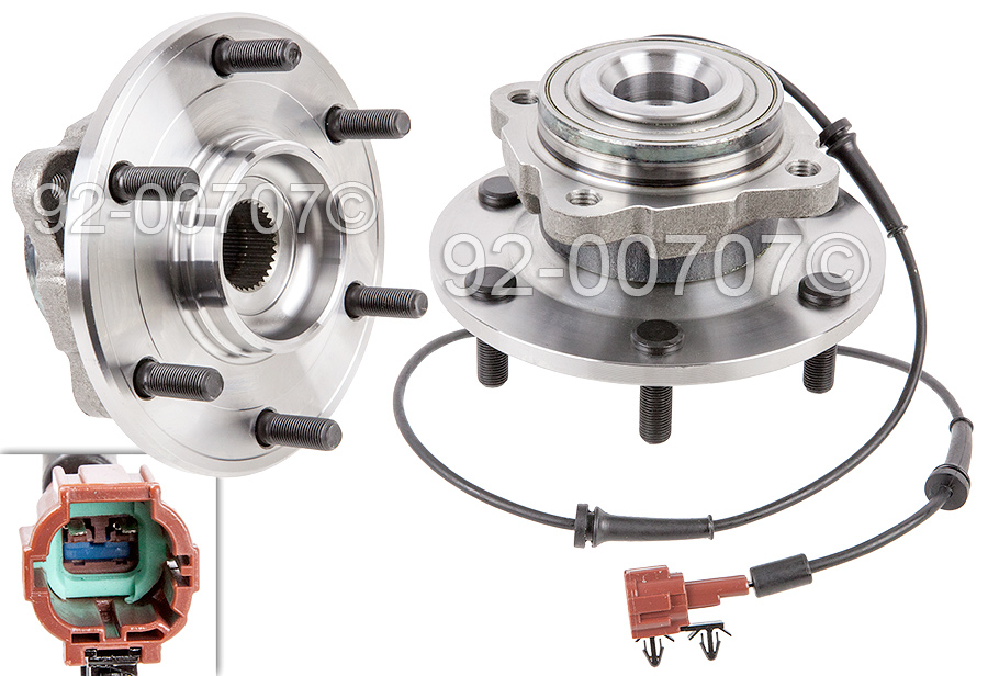 Nissan Pathfinder                     Wheel Hub AssemblyWheel Hub Assembly