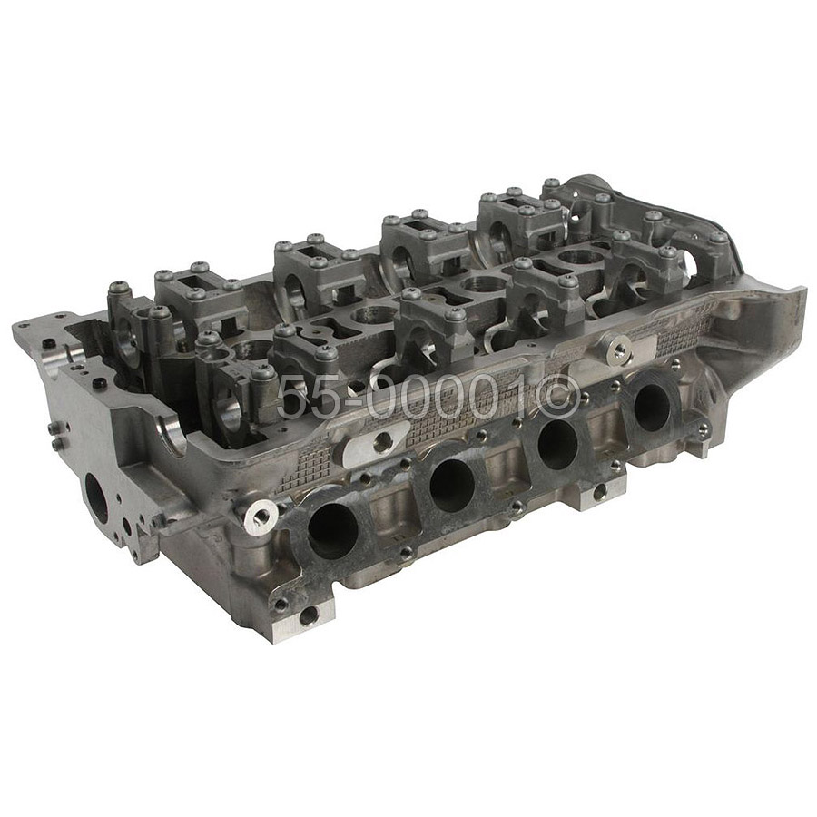 Audi A4                             Cylinder HeadCylinder Head