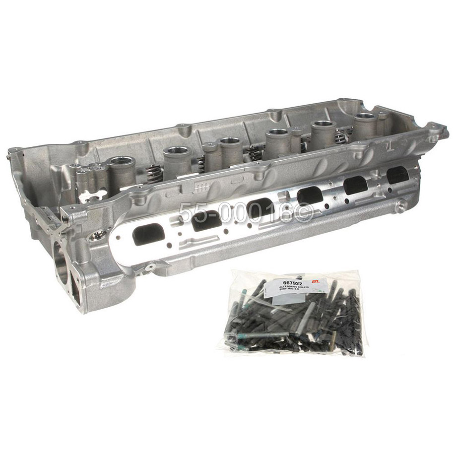 BMW 530                            Cylinder HeadCylinder Head
