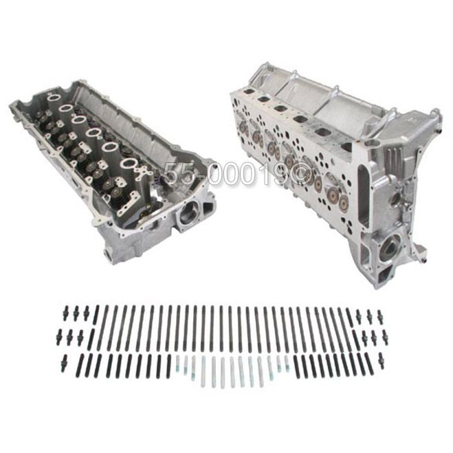 BMW 525                            Cylinder HeadCylinder Head