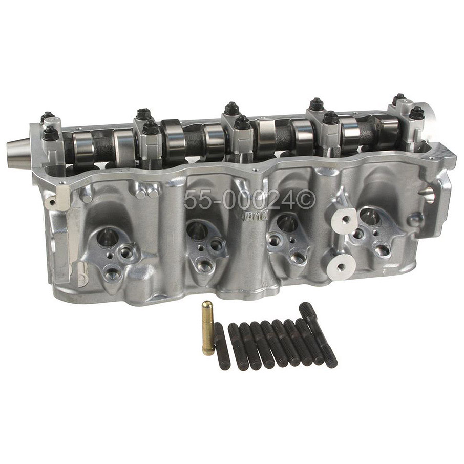 VW Golf                           Cylinder HeadCylinder Head