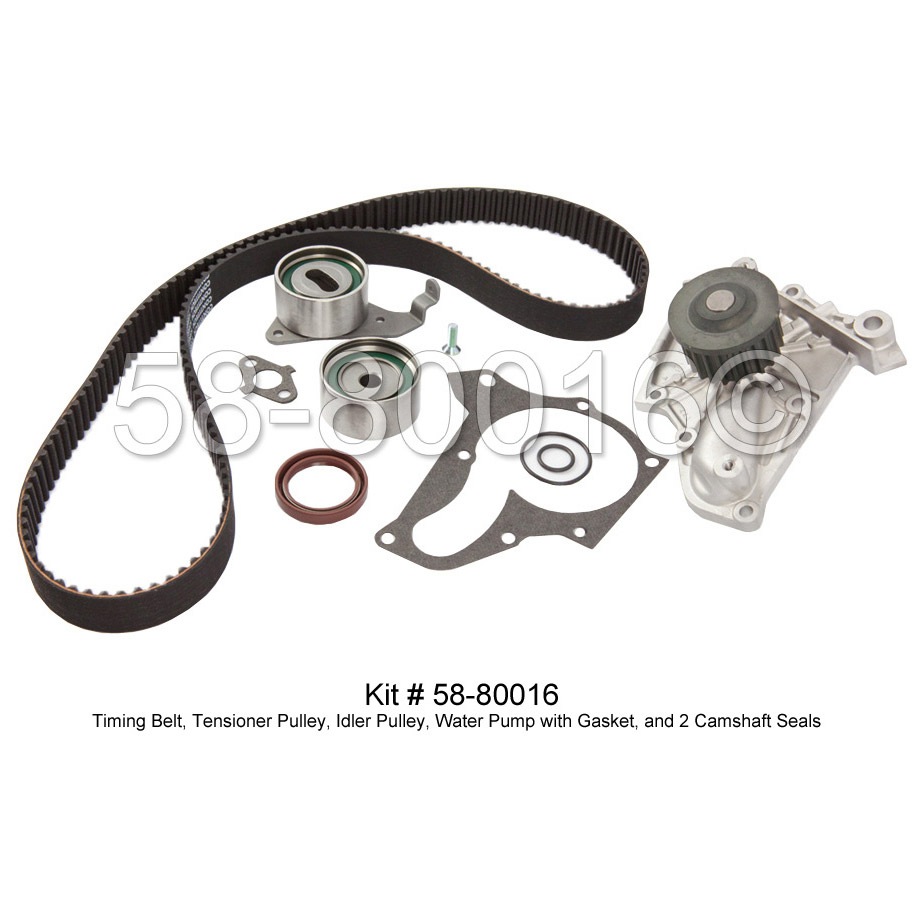 Toyota Celica                         Timing Belt KitTiming Belt Kit