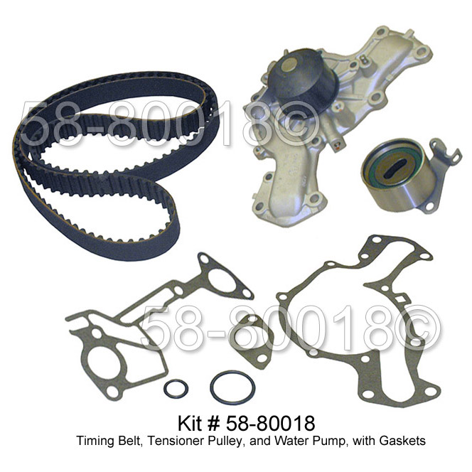 Mitsubishi Diamante                       Timing Belt KitTiming Belt Kit