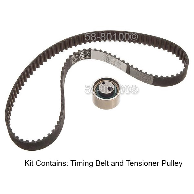 Chevrolet Tracker                        Timing Belt KitTiming Belt Kit