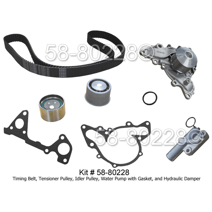 Mitsubishi Endeavor                       Timing Belt KitTiming Belt Kit
