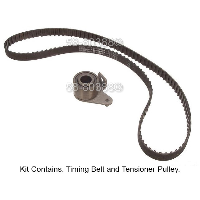 Volvo 760                            Timing Belt KitTiming Belt Kit