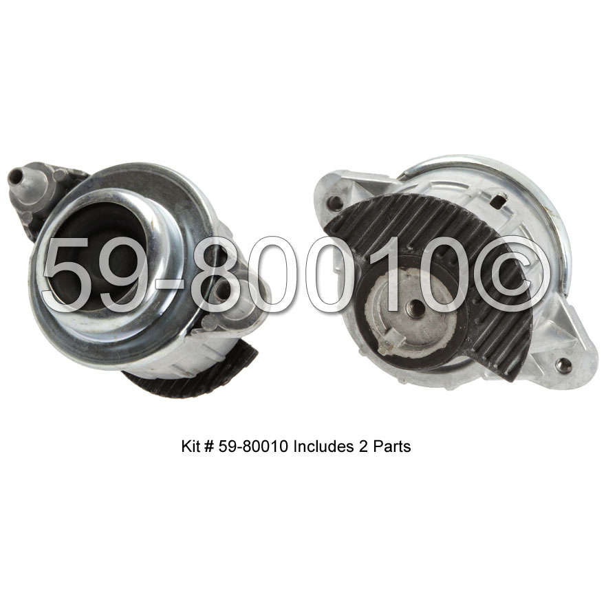 Mercedes_Benz C350                           Engine Mount KitEngine Mount Kit