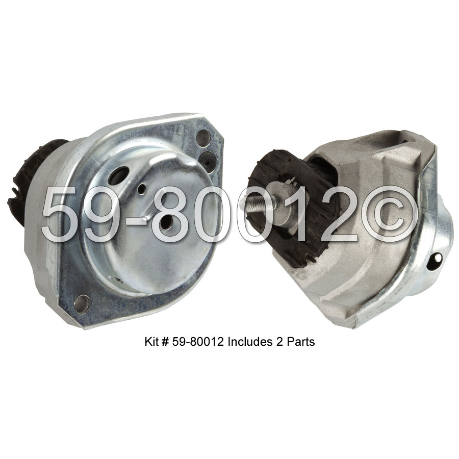 BMW 530                            Engine Mount KitEngine Mount Kit