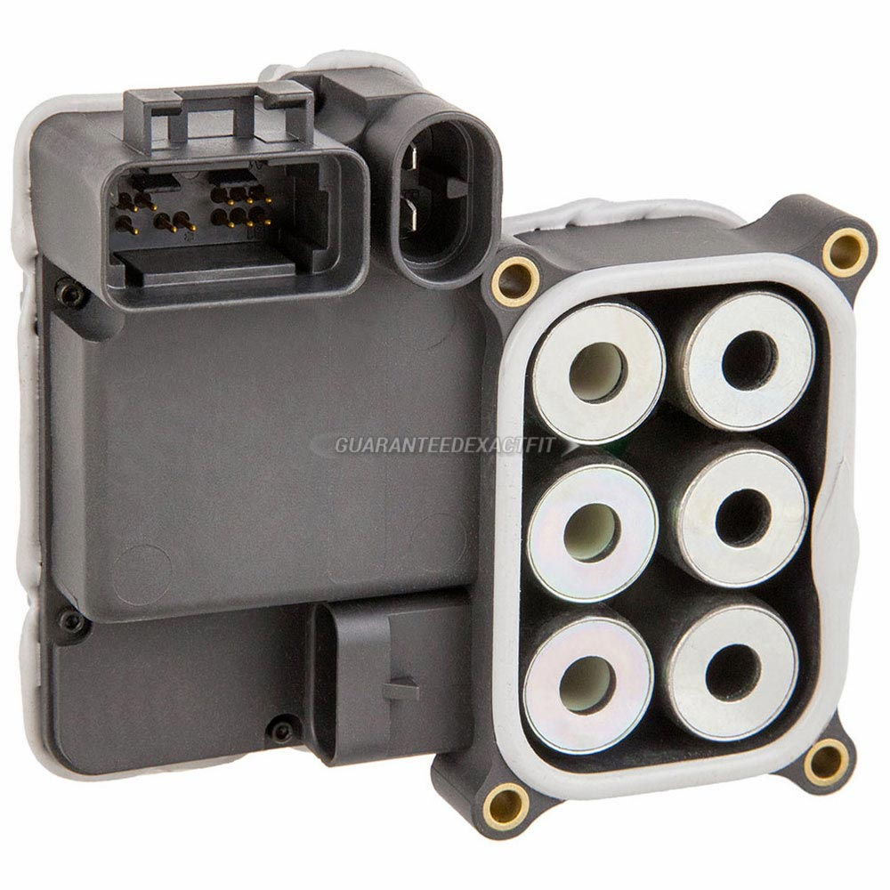 GMC Envoy                          ABS Control ModuleABS Control Module