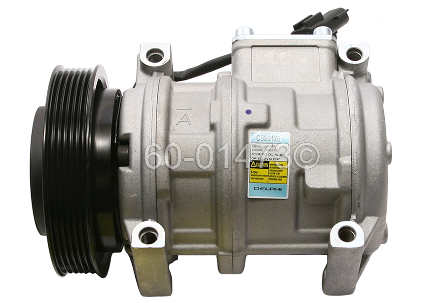 Dodge Intrepid A/C Compressor
