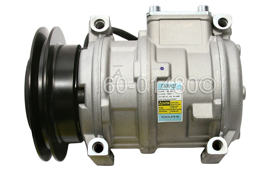 Chrysler LHS A/C Compressor