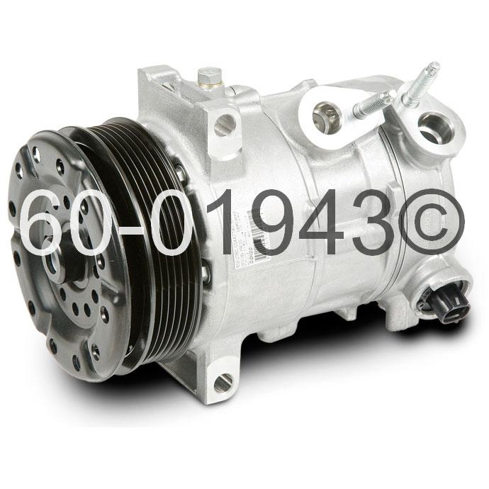 Chrysler Sebring A/C Compressor