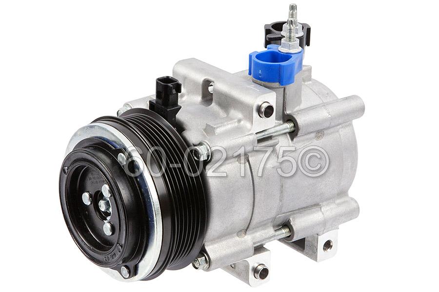 Ford Mustang                        A/C CompressorA/C Compressor