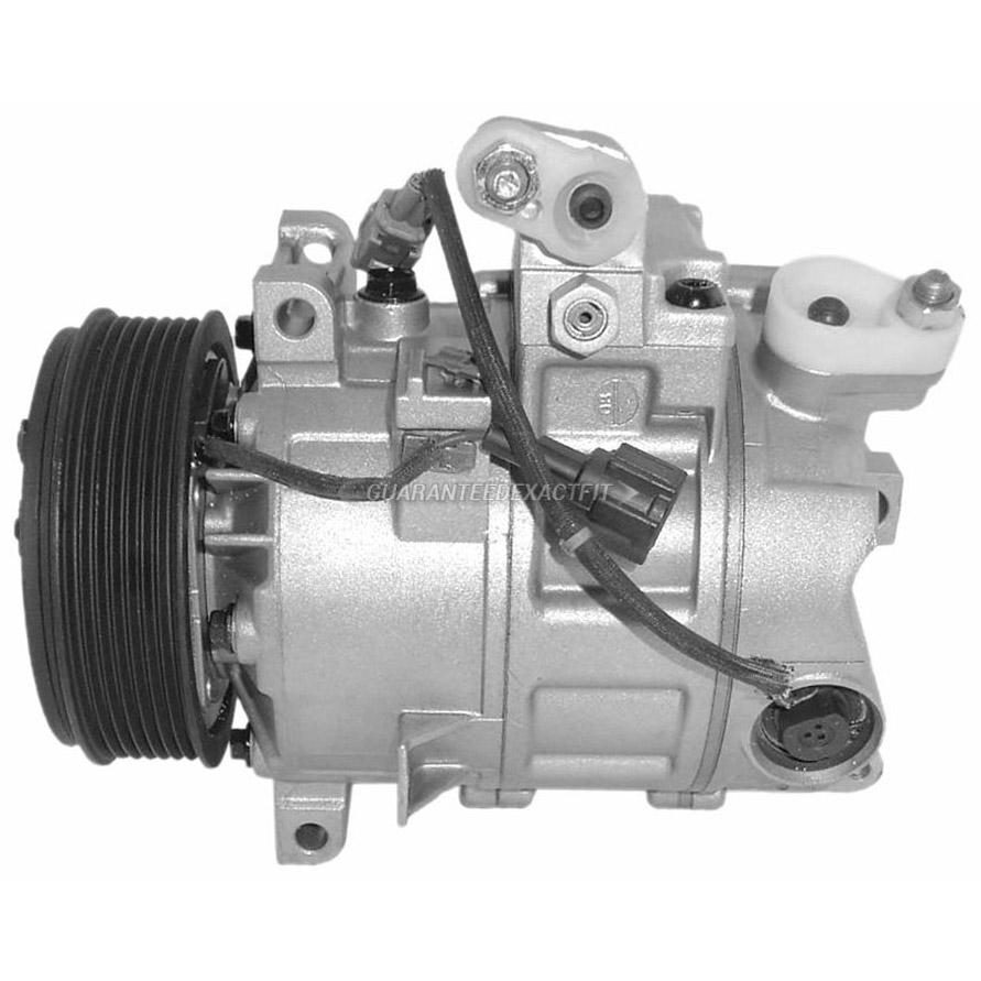 Infiniti M35h A/C Compressor