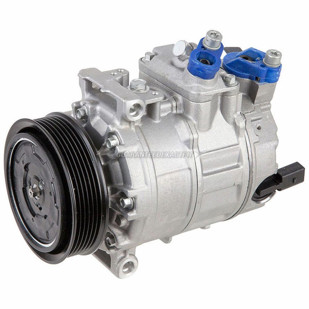 VW CC                             A/C CompressorA/C Compressor