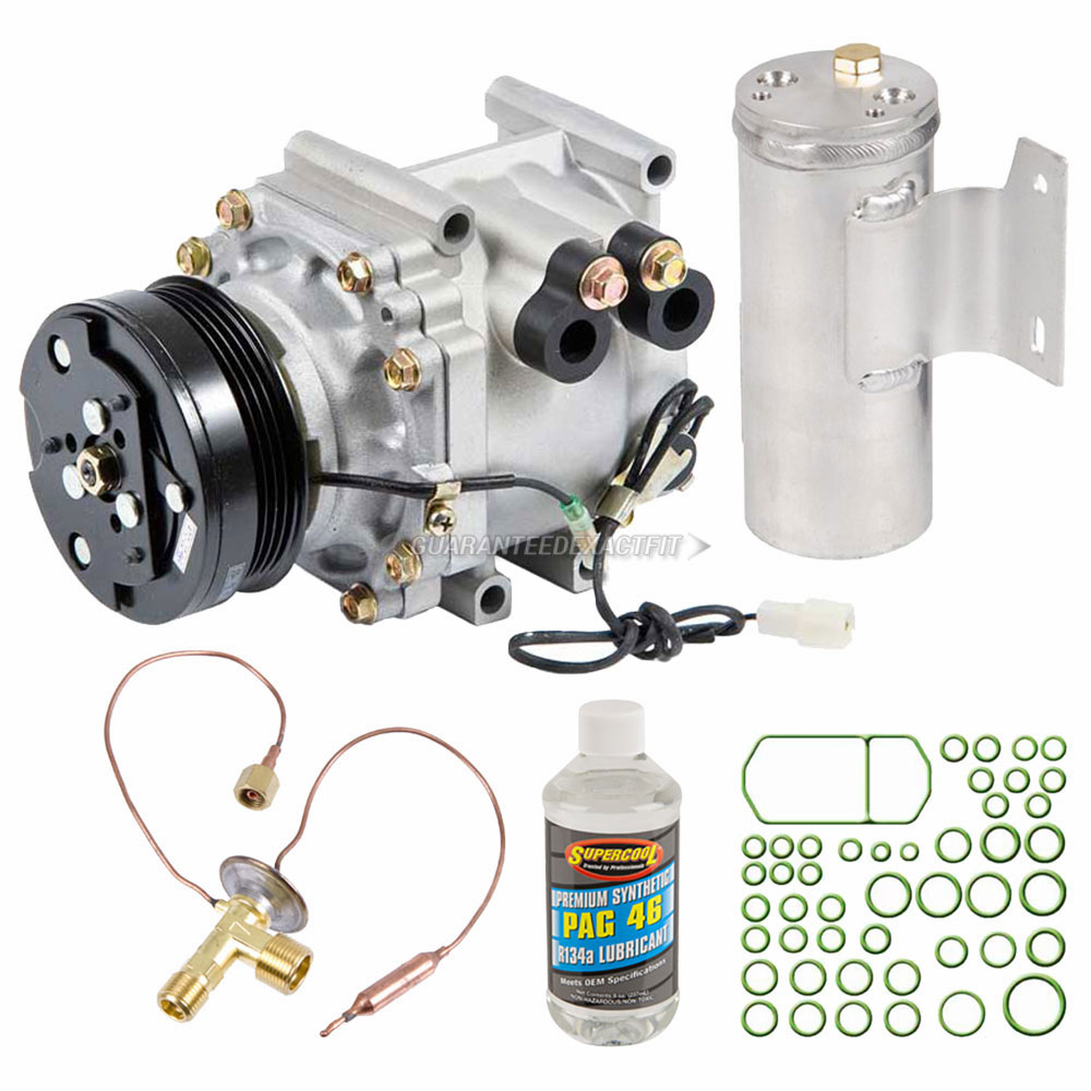 mazda AC Compressor and Components Kit Parts, View Online Part Sale