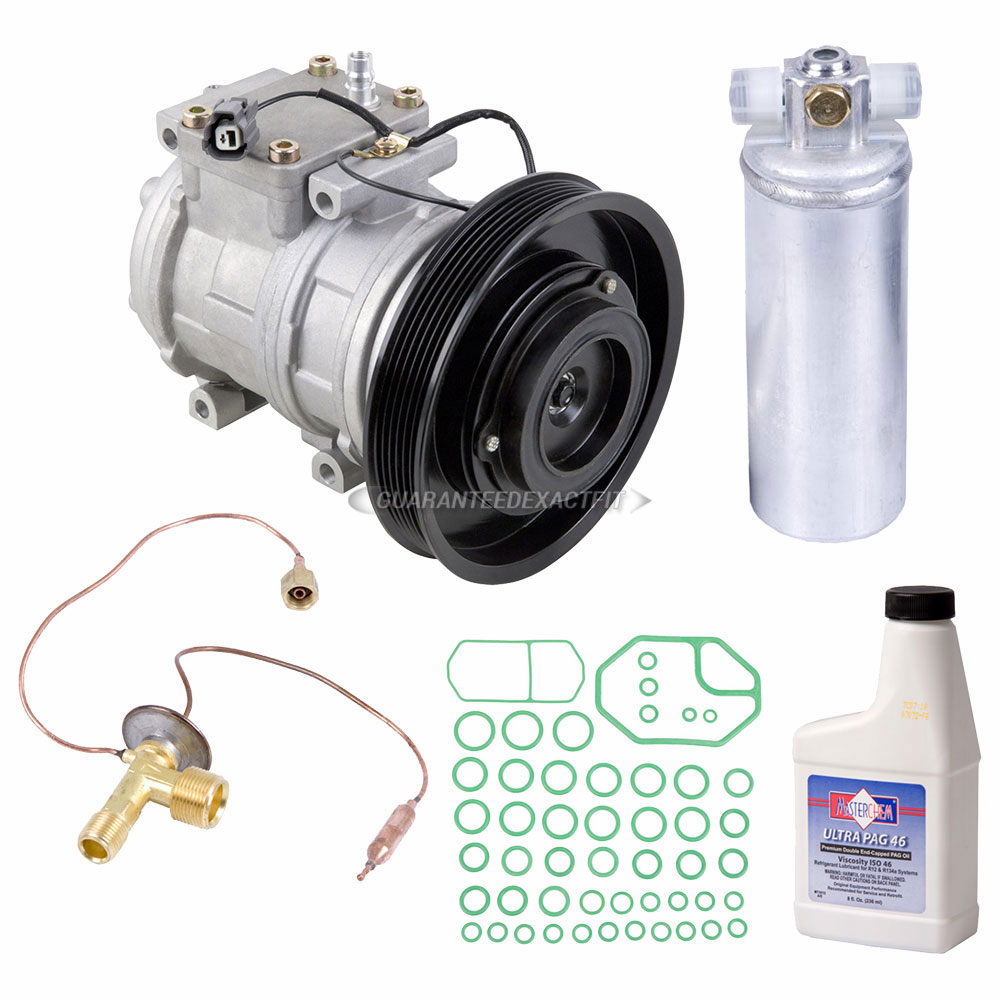 Acura AC Compressor And Components Kit Parts, View Online