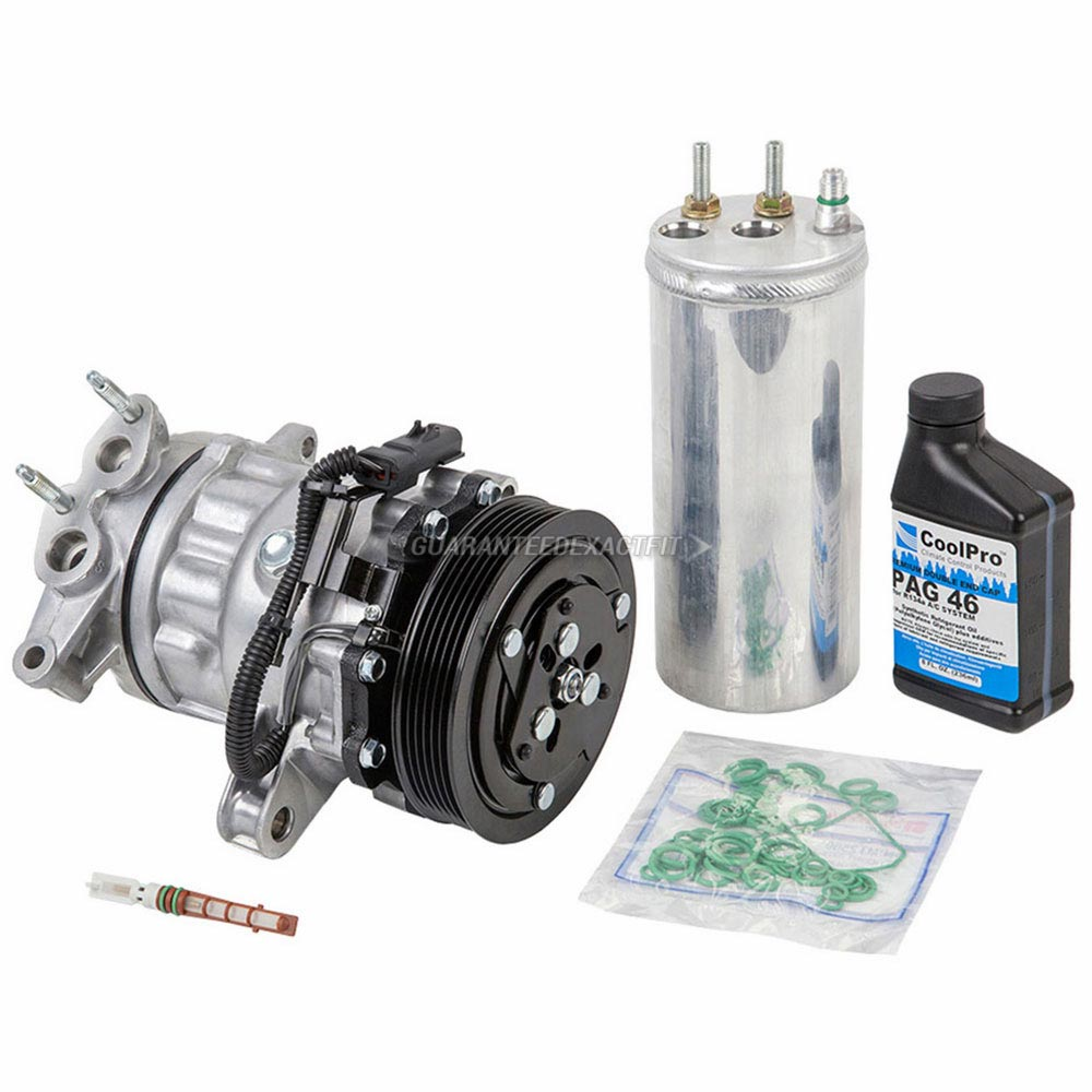 Jeep Liberty                        AC KitAC Kit