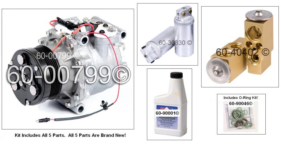 Saab 9-3 AC Kit