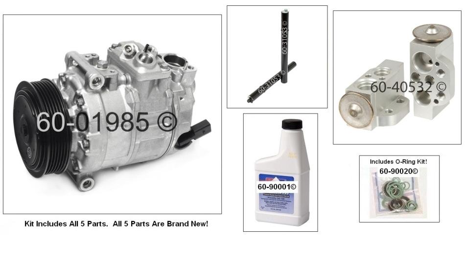 Audi TT AC Kit