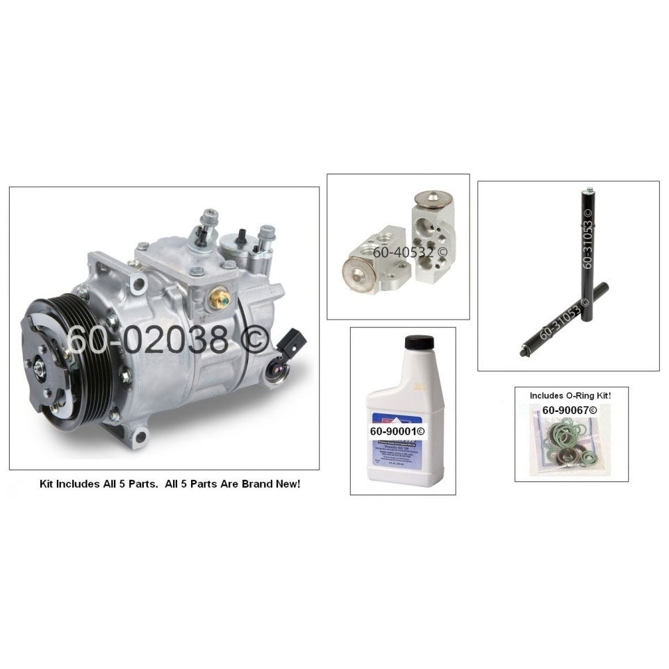 Volkswagen Eos AC Kit