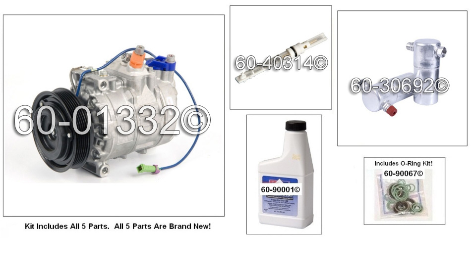 Audi A6                             AC KitAC Kit