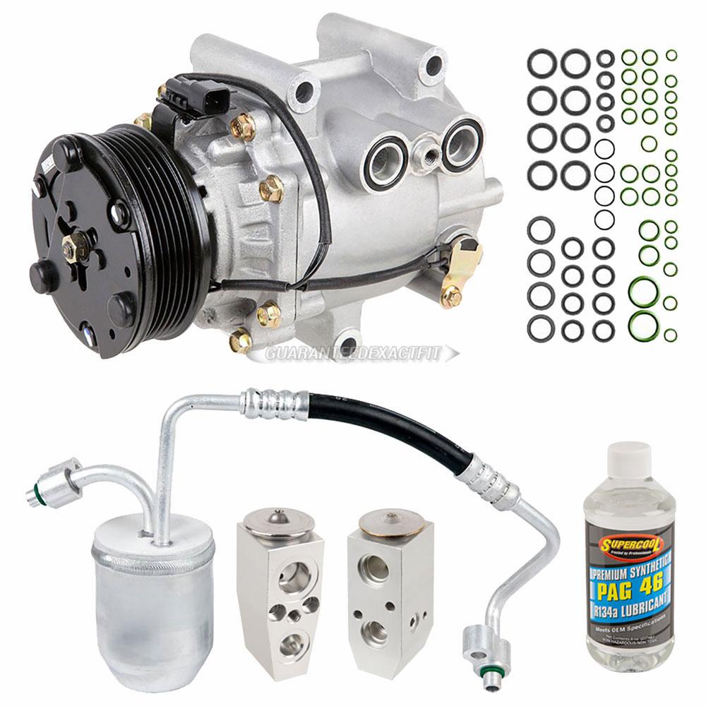 AC Compressor /& A//C Clutch For Chevy Equinox 2005