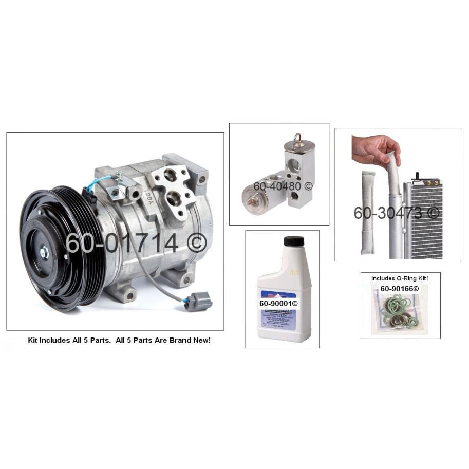 Honda Pilot AC Kit