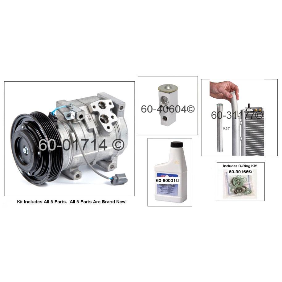 Honda Ridgeline AC Kit