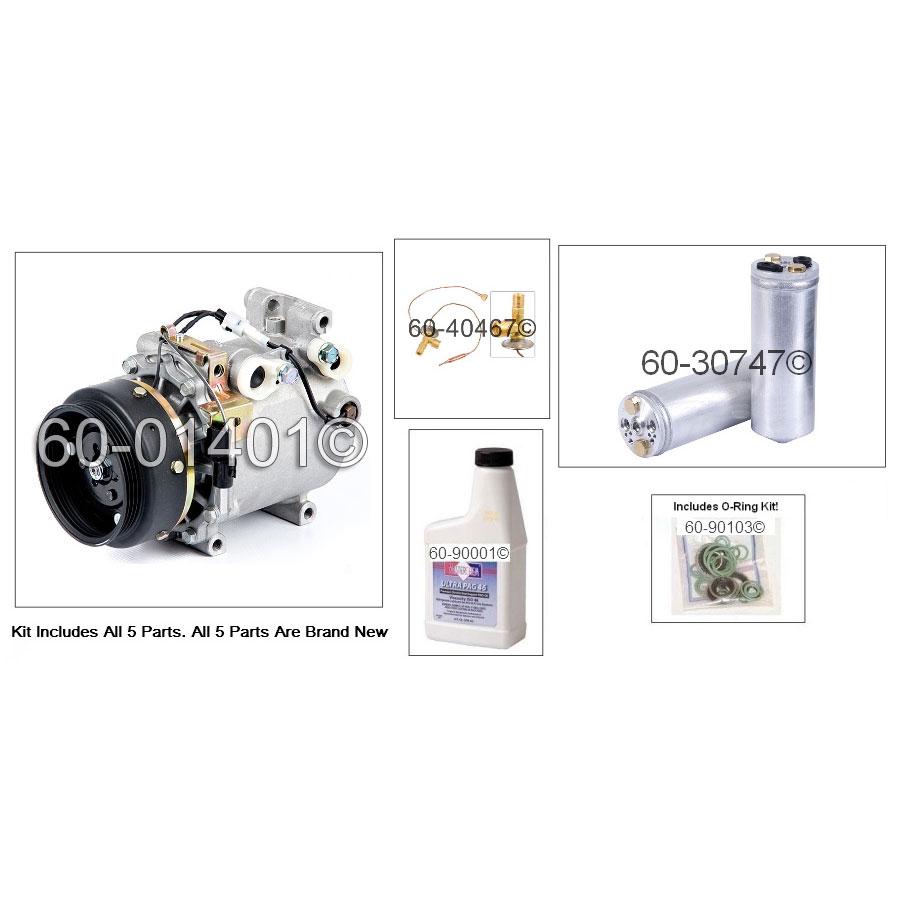 Mitsubishi Galant                         AC KitAC Kit