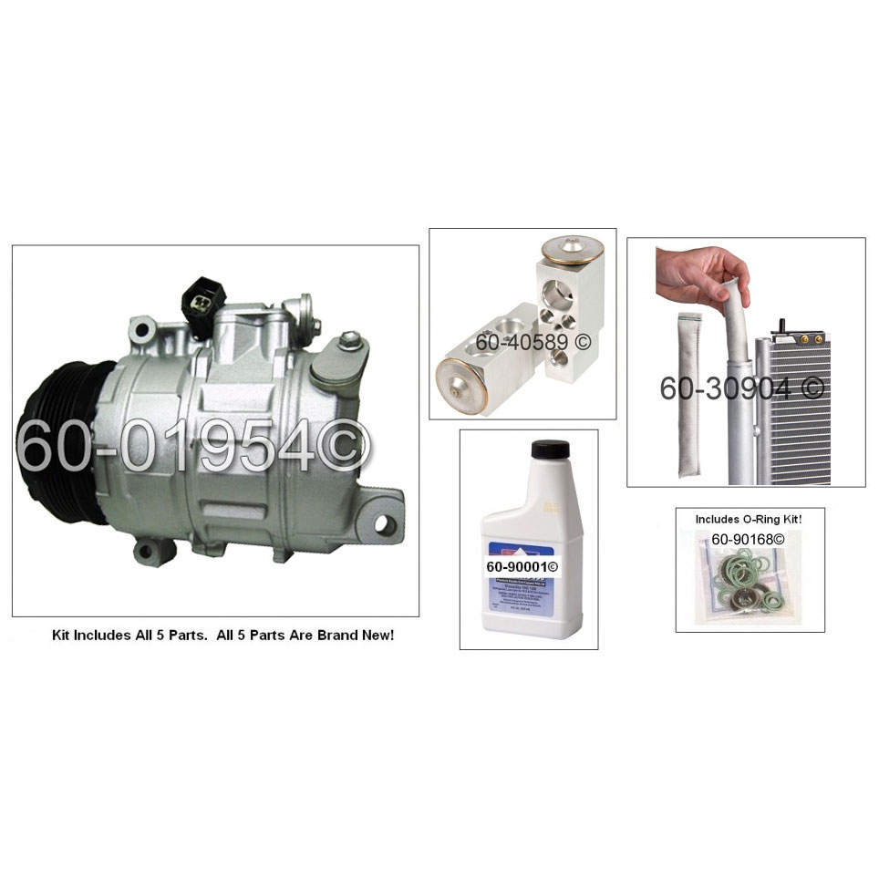 Cadillac STS AC Kit