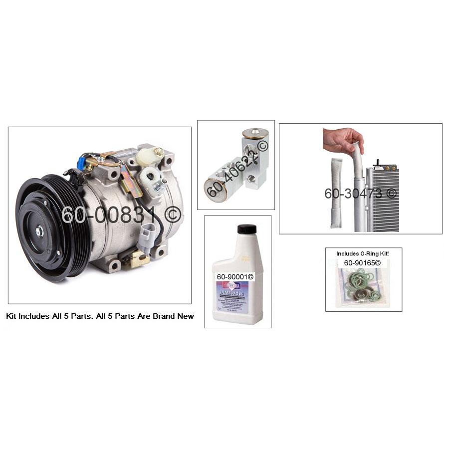 Lexus RX300 AC Kit