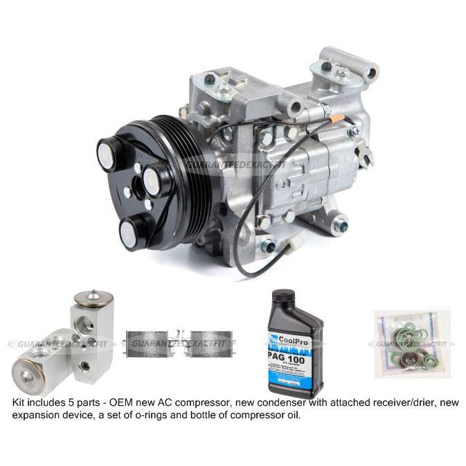 Mazda 3                              AC KitAC Kit