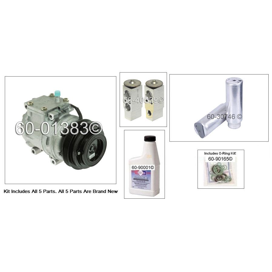 Toyota Tundra                         AC KitAC Kit