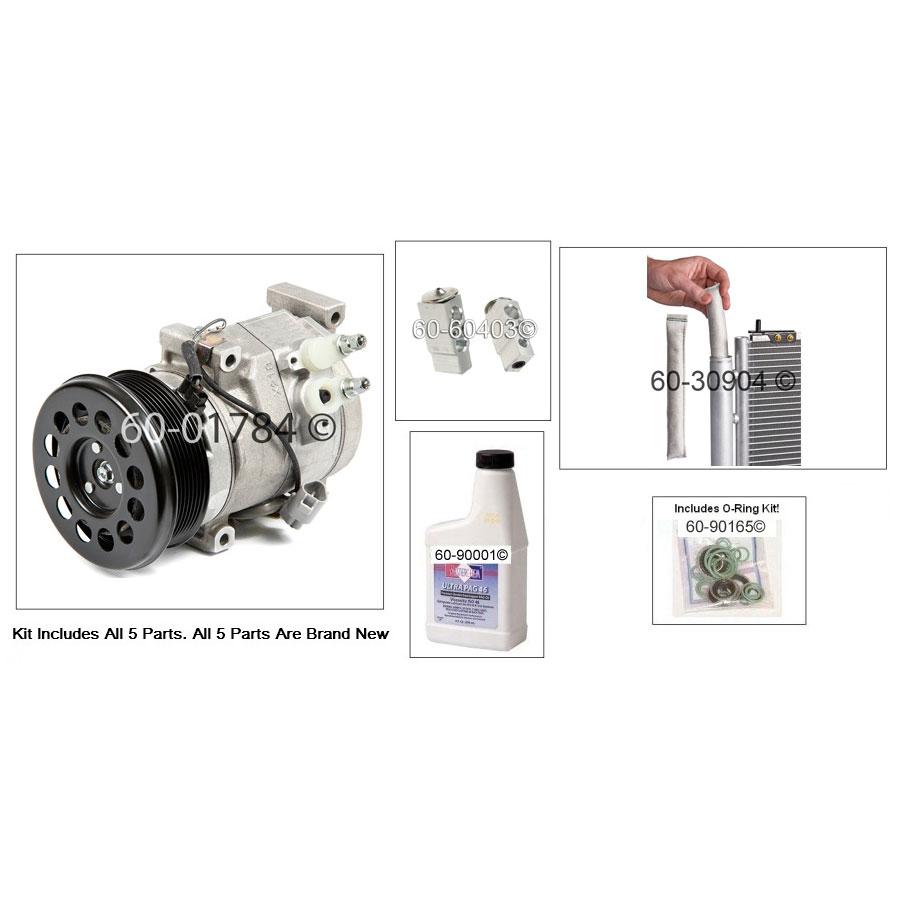 Toyota Tundra AC Kit