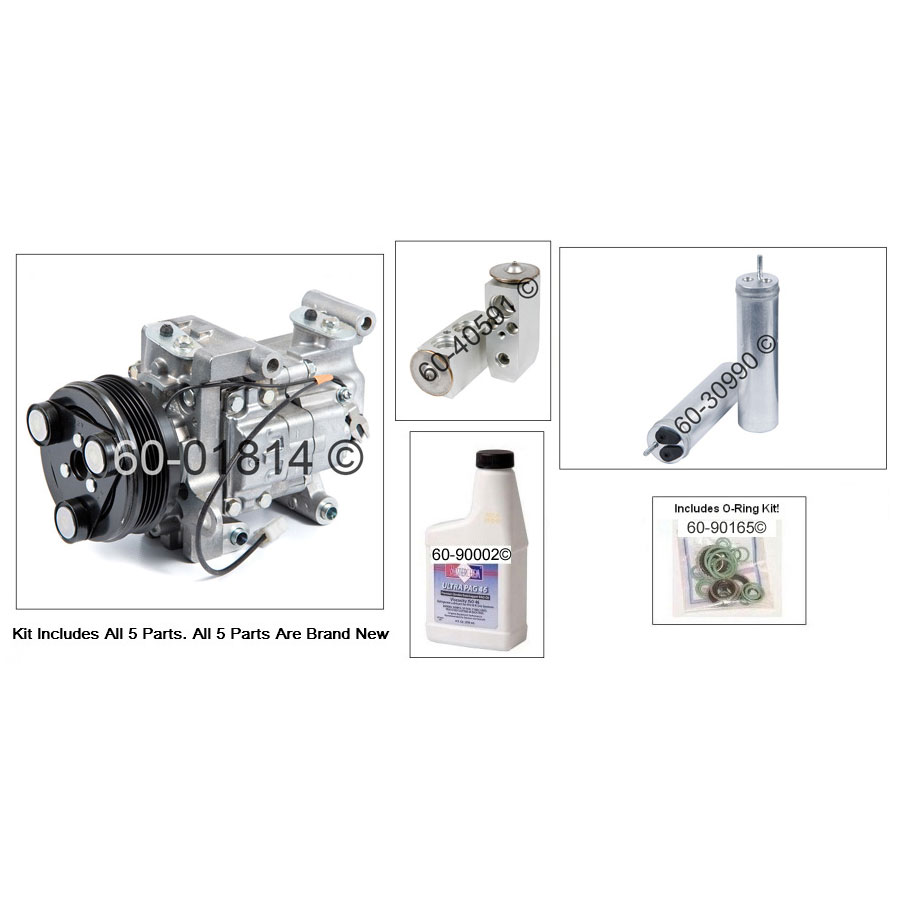 Mazda 3 AC Kit
