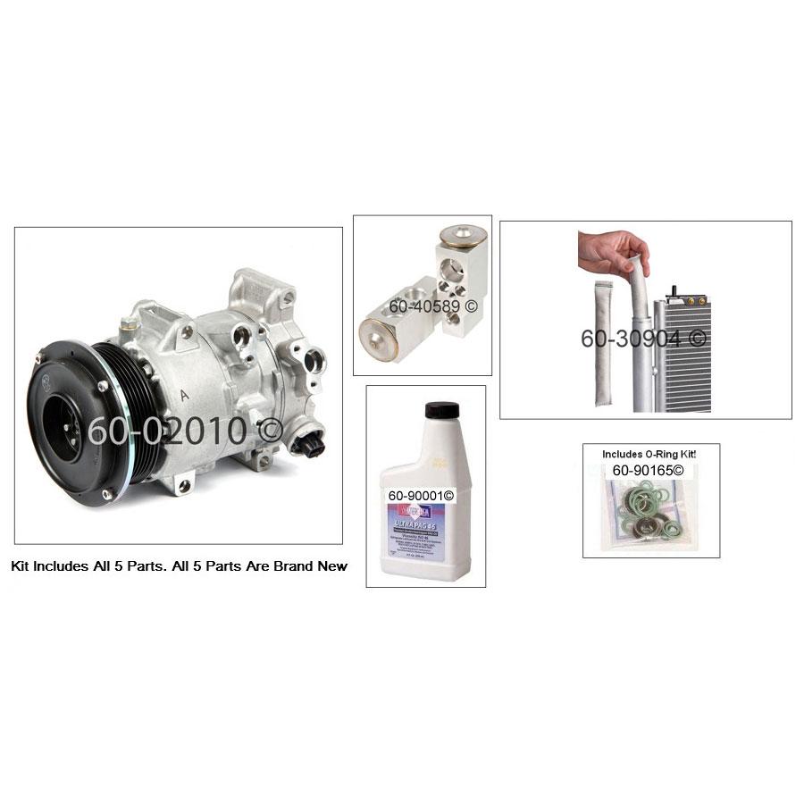 Toyota Camry AC Kit