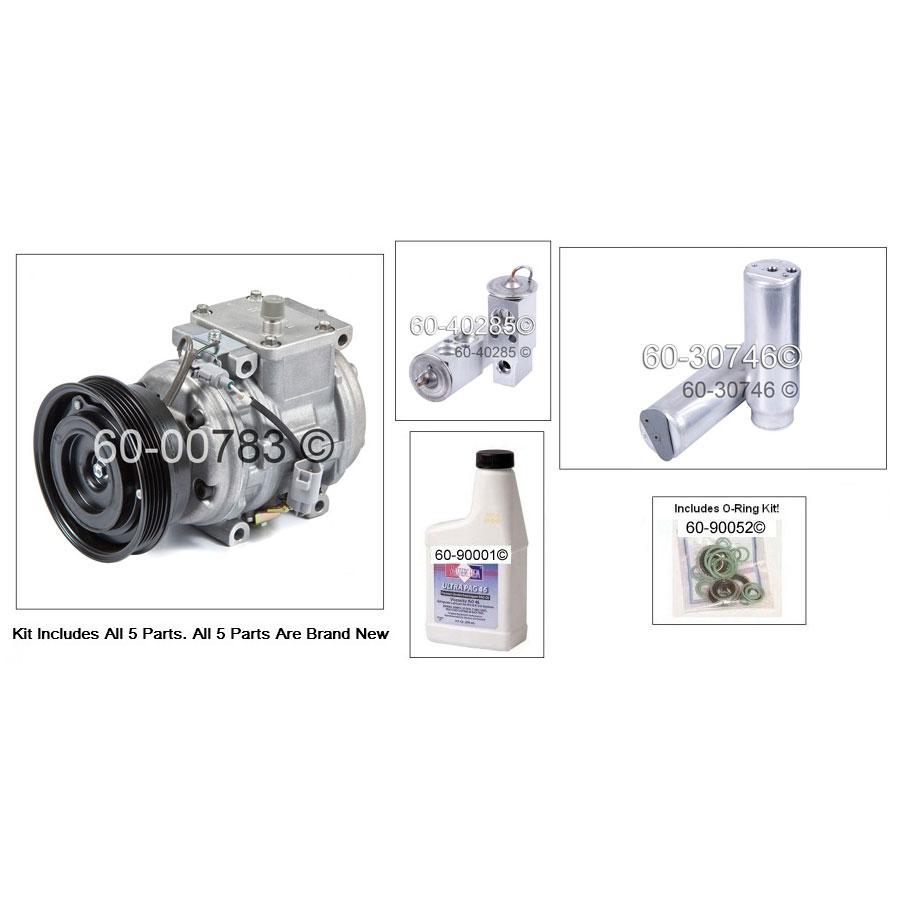 Toyota RAV4 AC Kit