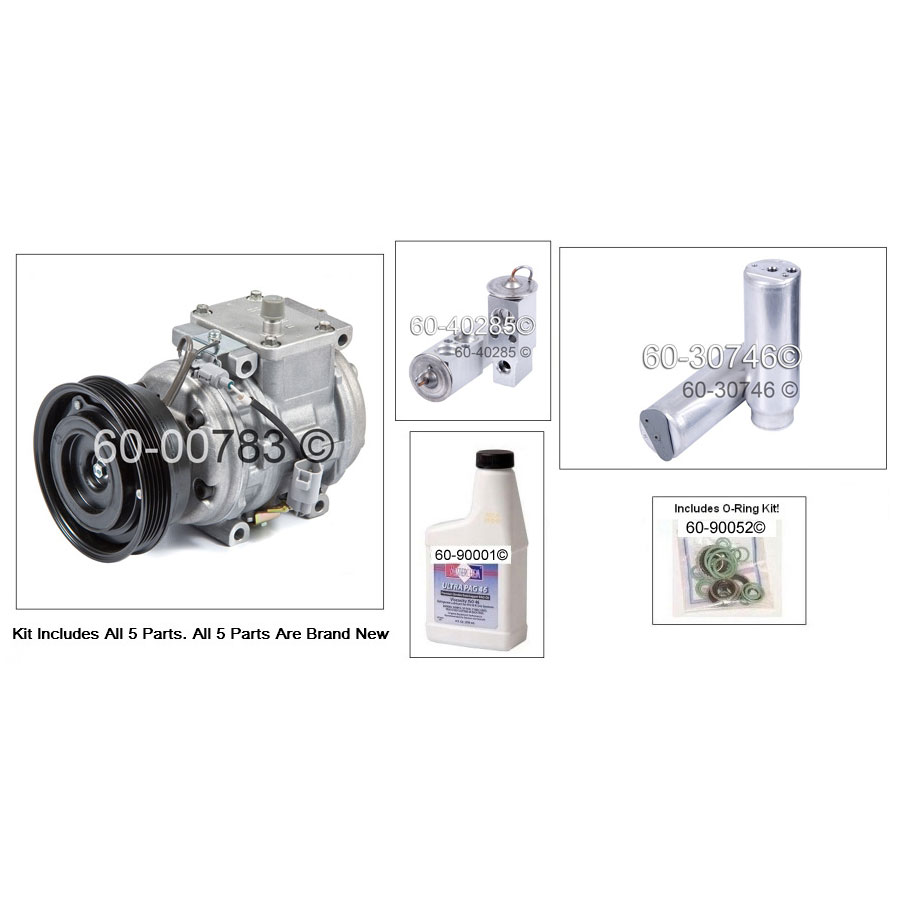 Toyota RAV4                           AC KitAC Kit