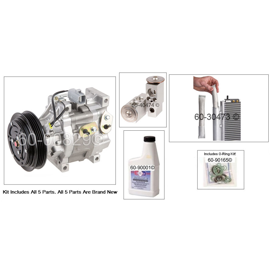 Toyota Echo AC Kit